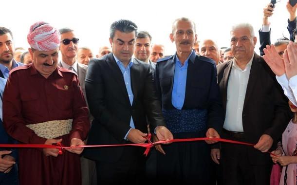 دهوك: نهخوشخانا كوردستان یا ئافرهت وزاروكبونێ یا كهرتێ تایبهت هاته ڤهكرن
